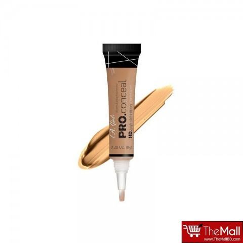 L.A. Girl HD Pro Concealer 8g - GC982 Warm Honey