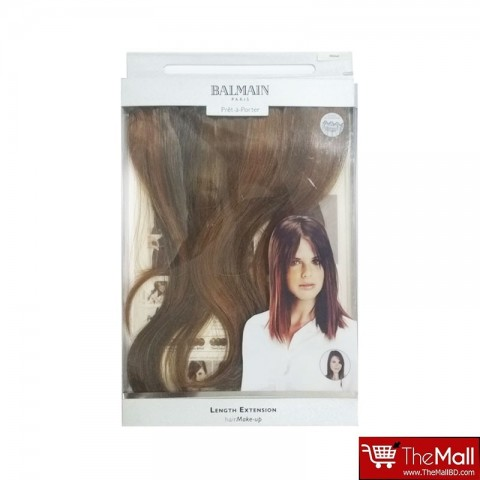 Balmain Pret-a-Porter 3pcs Length Extension 25cm - Walnut