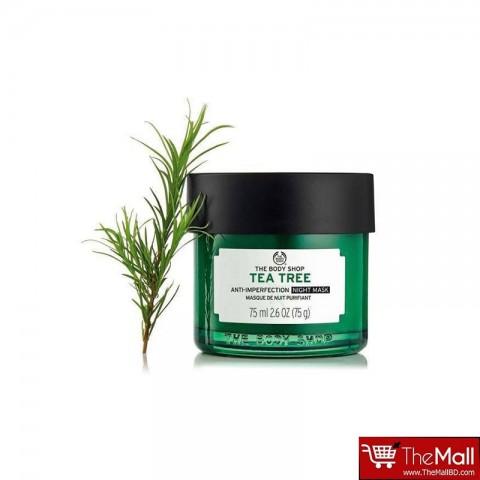 The Body Shop Tea Tree Anti-Imperfection Night Mask 75ml
