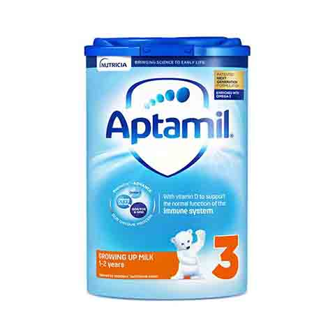 Aptamil Growing Up Milk 3 From 1-2 Years 800g