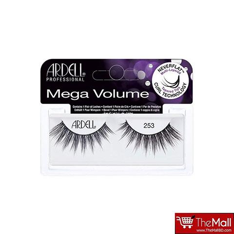 Ardell Mega Volume Lashes - 253 Black