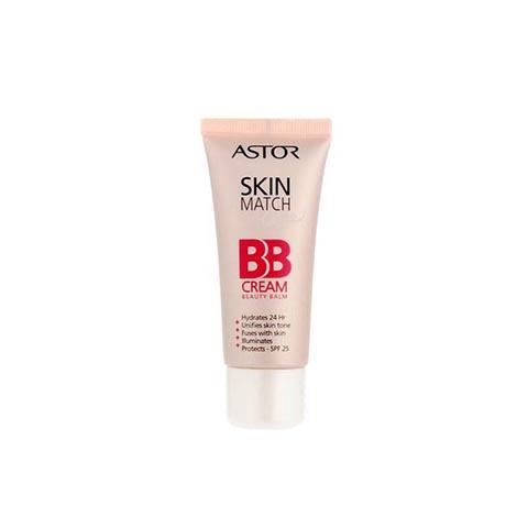 Astor Skin Match Care BB Cream 30ml - 100 Ivory