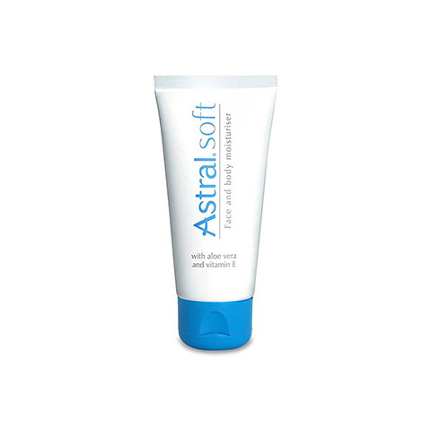 Astral Soft Face and Body Moisturiser 100ml