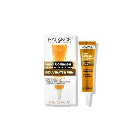 Balance Active Formula Gold+ Marine Collagen Rejuvenating Eye Serum 15ml