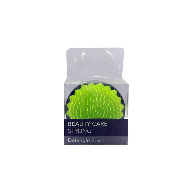 Beauty Care Styling Detangling Hair Brush - Green