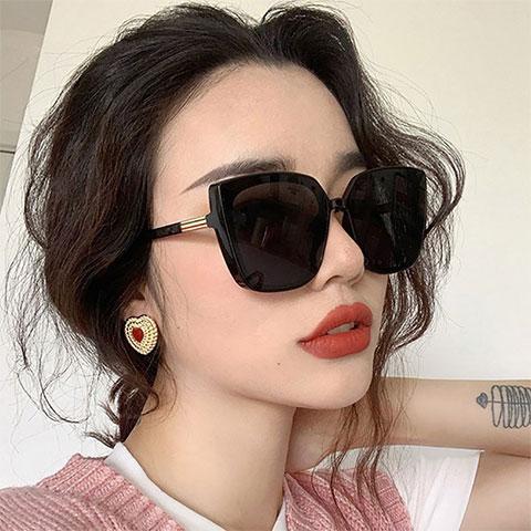 Big Face Wild Retro Sunglasses