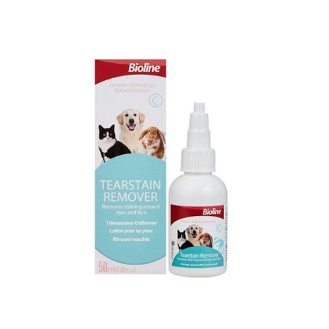 Bioline Tear Stain Remover For Pet 50ml
