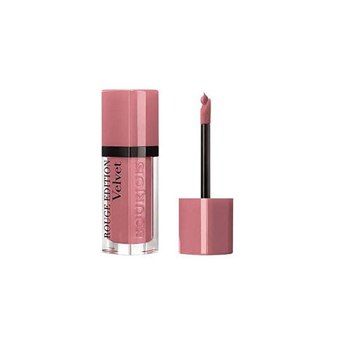 Bourjois Rouge Edition Velvet lipstick 7.7ml - 09 Happy Nude Year