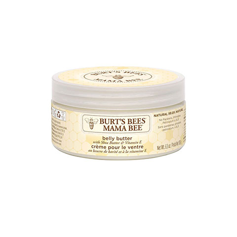 Burt's Bees Mama Bee Belly Butter With Shea Butter & Vitamin E 185g