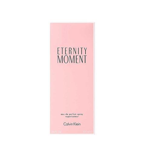 Calvin Klein Eternity Moment For Women Eau de Parfum Spray 100ml