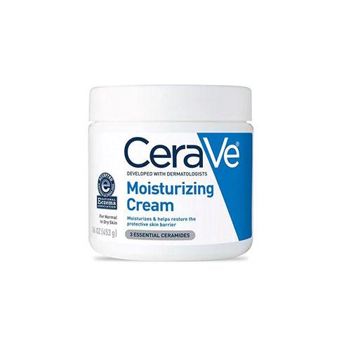 CeraVe Moisturizing Cream For Normal To Dry Skin 453g