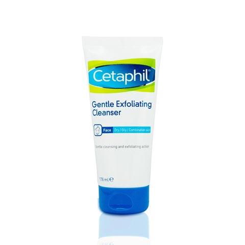 Cetaphil Gentle Exfoliating Cleanser 178ml