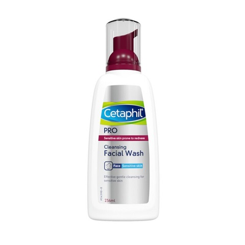 Cetaphil Pro Cleansing Facial Wash For Sensitive Skin 236ml