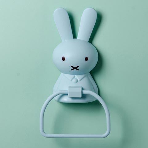 Children's Cartoon Rabbit Towel Rack