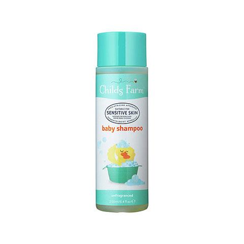 Childs Farm Sensitive Skin Baby Shampoo 250ml - Unfragranced