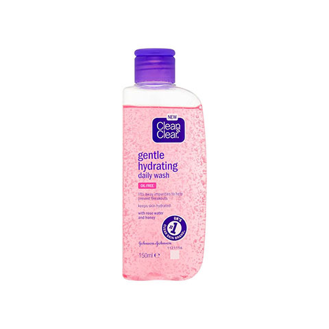 Clean & Clear Gentle Hydrating Daily Wash 150ml