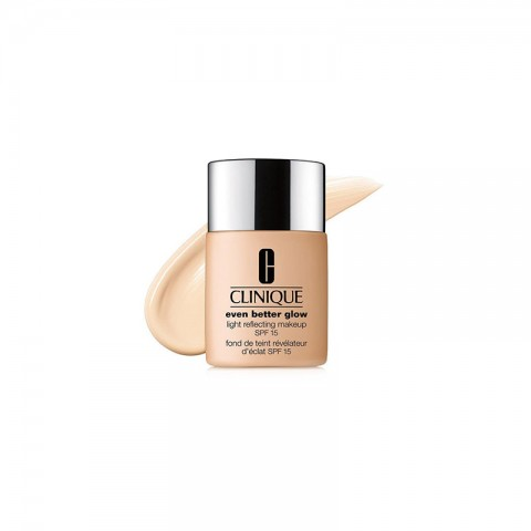 Clinique Even Better Glow Light Reflecting Makeup SPF 15 Foundation 30ml - WN 04 Bone