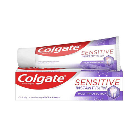 Colgate Sensitive Instant Relief Multi Protection Toothpaste 75ml