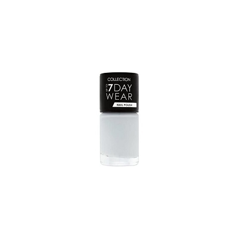 Collection Up To 7 Day Wear Nail Polish 8ml - 19, Pebble Grey