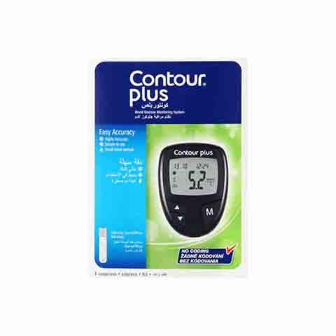 Contour Plus Blood Glucose Meter Kit
