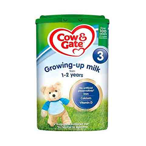 Cow & Gate Growing Up Milk 3 From 1-2 Years 800g