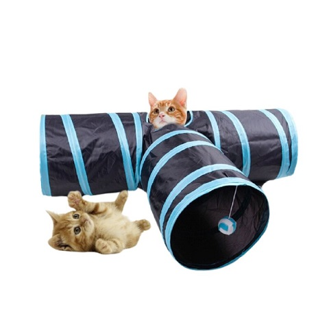 Ctlang Spiral Cat Tunnel Puzzle Toy (20224)