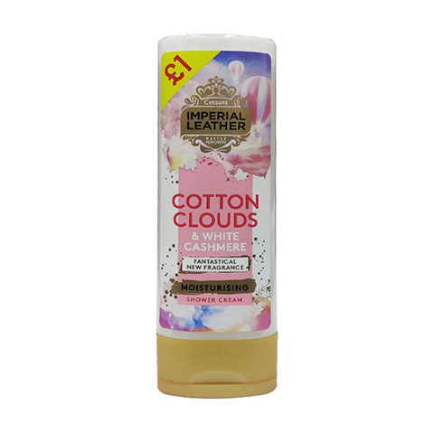 Cussons Imperial Leather White & Cashmere Moisturising Shower Cream 250ml