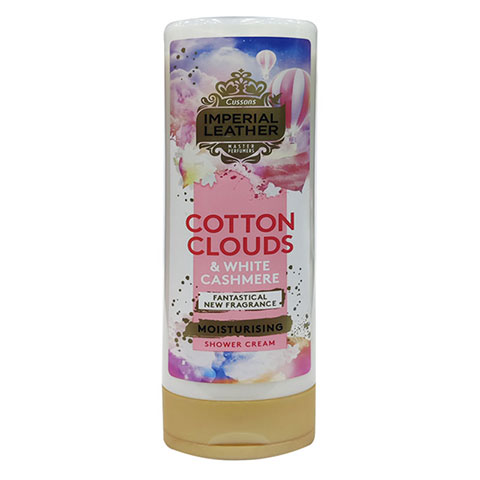 Cussons Imperial Leather White & Cashmere Moisturising Shower Cream 500ml