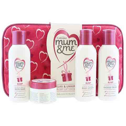 Cussons Mum and Me Relax & Unwind Bump Gift Pack