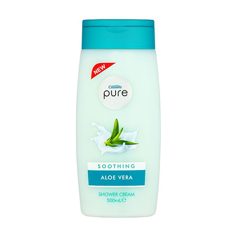 Cussons Pure Soothing Aloe Vera Shower Cream 500ml