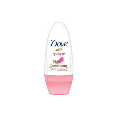 Dove Antiperspirant Pomegranate Deodorant Roll On Go Fresh 50ml