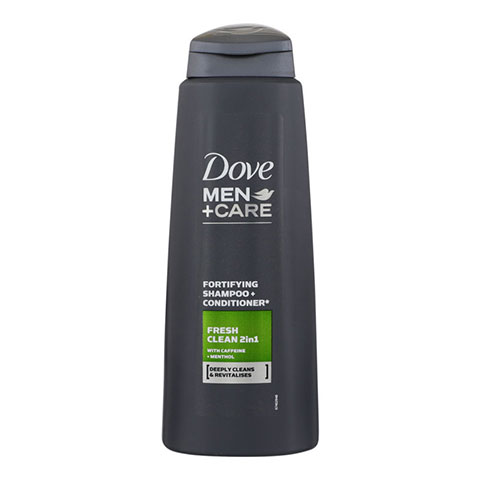 Dove Men + Care Fortifying Fresh Clean 2In1 Shampoo + Conditioner 400ml