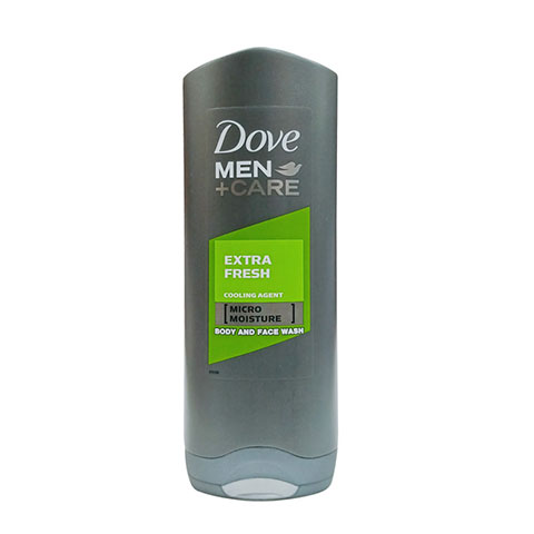 Dove Men+Care Extra Fresh Cooling Agent Face and Body Wash 250ml