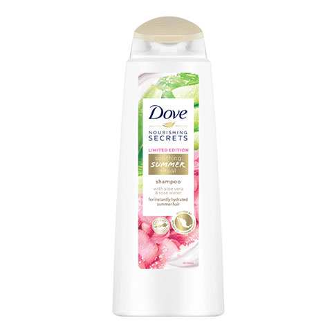 Dove Nourishing Secrets Limited Edition Soothing Summer Ritual Shampoo 400ml