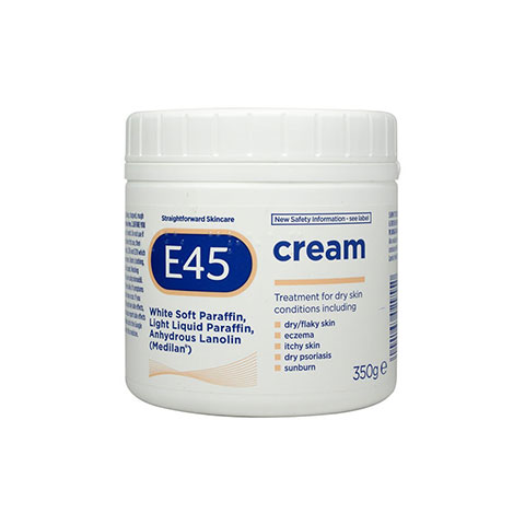 E45 Straightforward Skincare Cream 350g