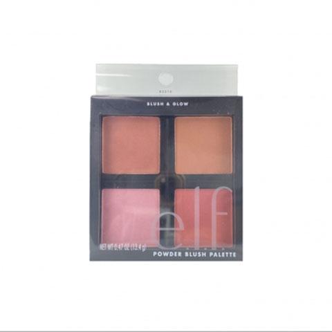 e.l.f Powder Blush Palette - Light