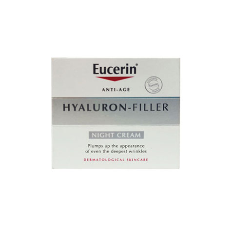 Eucerin Anti-Age Hyaluron Filler Night Cream 50ml