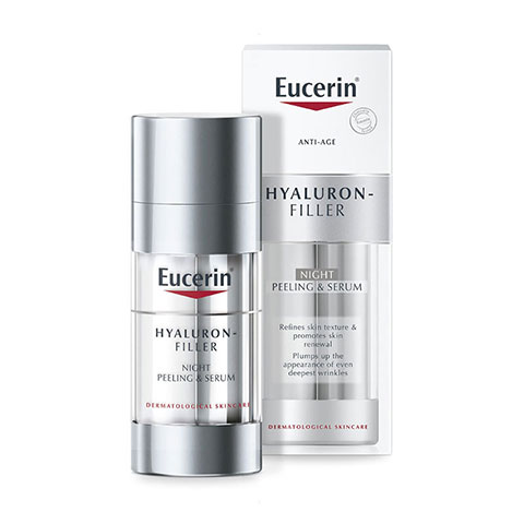 Eucerin Anti-Age Hyaluron Filler Night Peeling & Serum 30ml