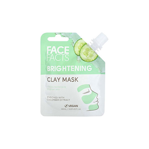 Face Facts Brightening Clay Mask 60ml