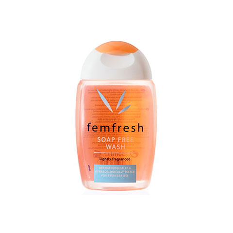 Femfresh Intimate Hygiene Soap Free Wash 150ml - Lightly Fragranced