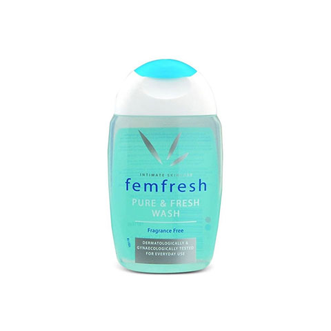 Femfresh Intimate Skincare Pure & Fresh Wash 150ml - Fragrance Free