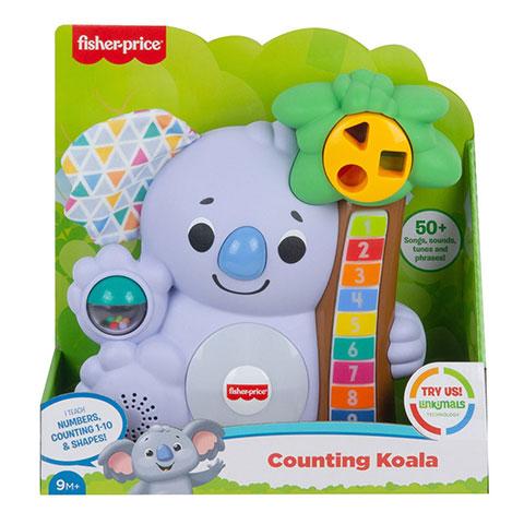 Fisher Price Linkimals Counting Koala 9m+ (805)