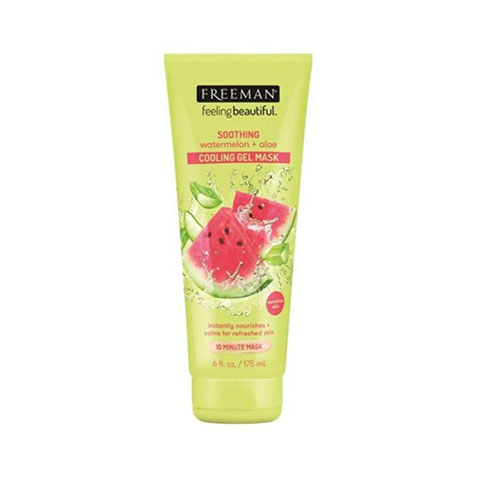 Freeman Soothing Watermelon + Aloe Cooling Gel Mask 175ml