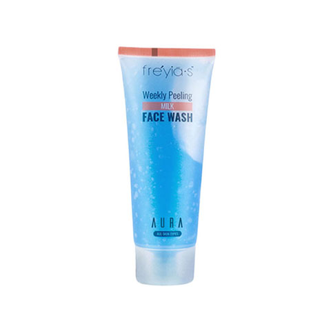 Freyias Weekly Peeling Milk Face Wash 100ml