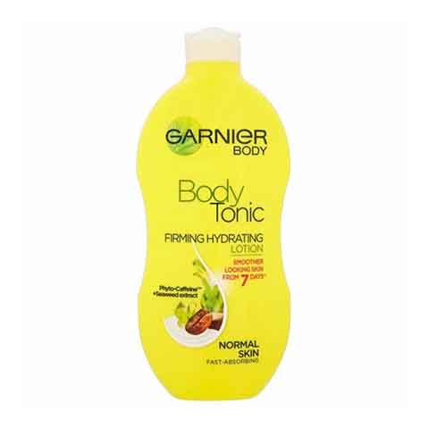 Garnier Body Tonic Firming Hydrating Lotion 400ml