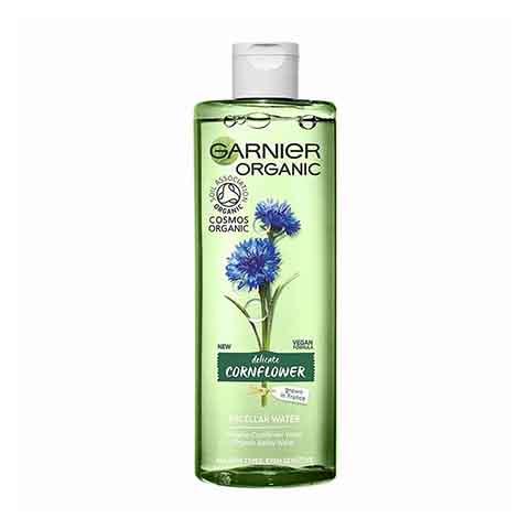 Garnier Organic Delicate Cornflower Micellar Water 400ml