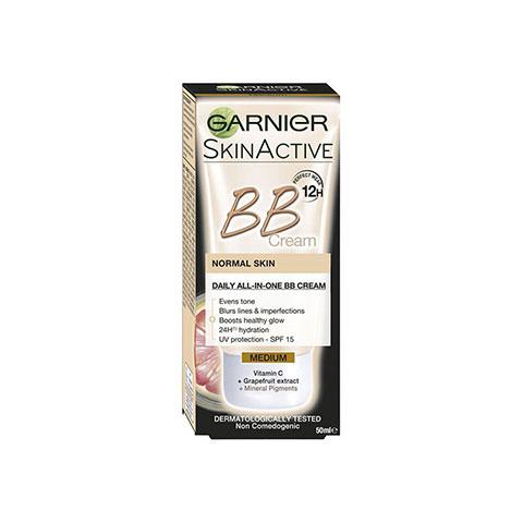 Garnier SkinActive Original BB Cream SPF 15 50ml - Medium