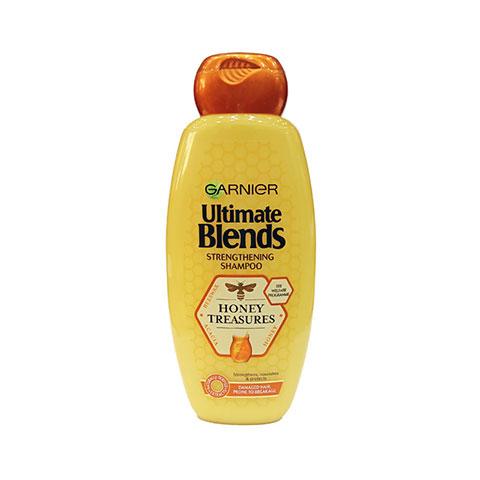 Garnier Ultimate Blends The Strength Restorer Honey Treasures Shampoo 360ml