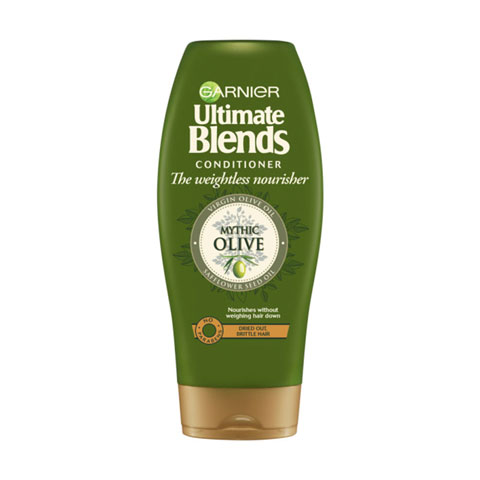 Garnier Ultimate Blends The Weightless Nourisher Mythic Olive Conditioner 360ml