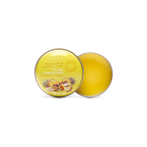 Grace Cole England Pineapple & Passion Fruit Lip Balm 12g